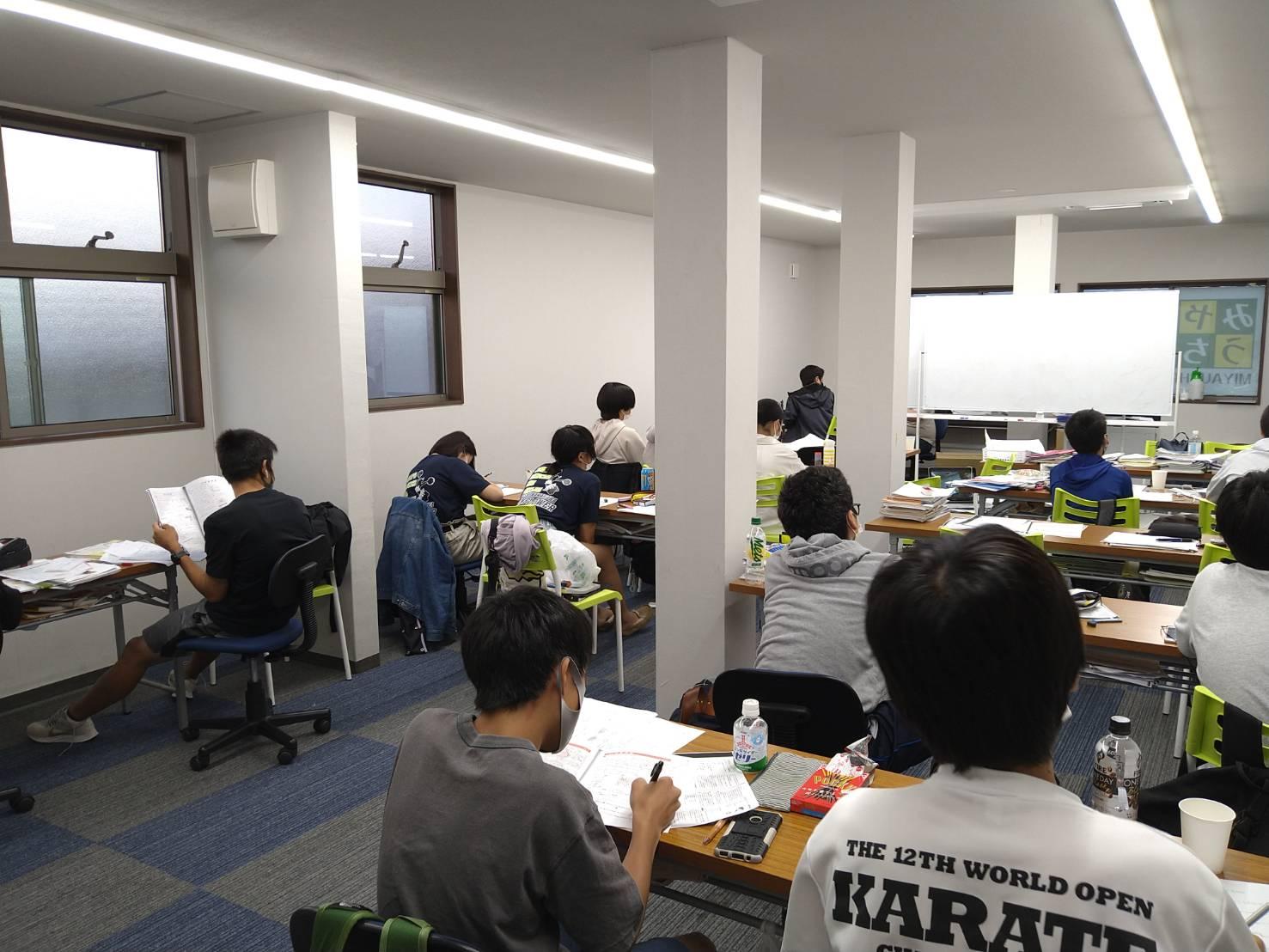 6月13日 全県模試開催